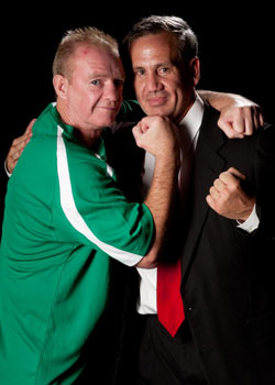 Coach Mike Joyce Biography Chicago Celtic Boxing Club